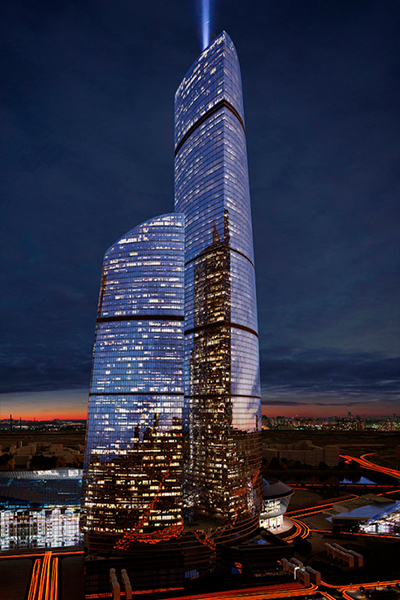 "Moscow International Business Center ""Federation Towers"""